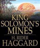 Henry Rider Haggard: King Solomon's Mines