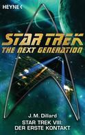 J. M. Dillard: Star Trek VIII: Der erste Kontakt ★★★★★