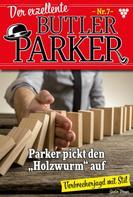 Günter Dönges: Der exzellente Butler Parker 7 – Kriminalroman ★★★★