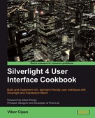 Vibor Cipan: Silverlight 4 User Interface Cookbook
