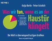 Was wir tun, wenn es an der Haustür klingelt - Die Welt in überwiegend lustigen Grafiken - Neues von graphitti-blog.de