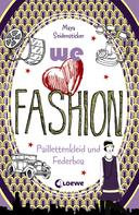Maya Seidensticker: we love fashion 3 - Paillettenkleid und Federboa ★★★★★