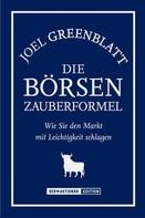 Joel Greenblatt: Die Börsen-Zauberformel ★★★★