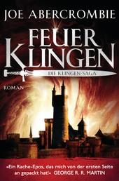 Feuerklingen - Roman