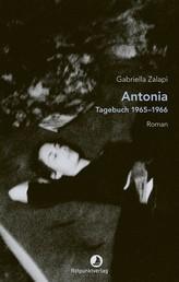 Antonia - Tagebuch 1965–1966 Roman