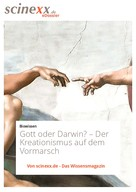 Nadja Podbregar: Gott oder Darwin? ★★