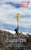 Ute Fischer: Warten auf Panorama Zugspitze