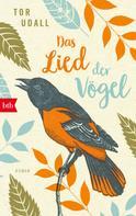 Tor Udall: Das Lied der Vögel ★★★