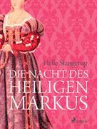 Helle Stangerup: Die Nacht des heiligen Markus ★★★