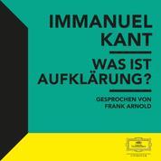 Kant: Was ist Aufklärung?