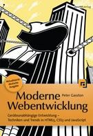 Peter Gasston: Moderne Webentwicklung ★★★