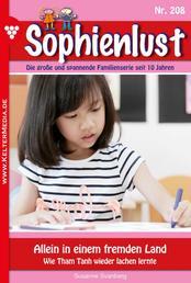 Sophienlust 208 – Familienroman - Allein in einem fremden Land