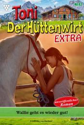 Toni der Hüttenwirt Extra 42 – Heimatroman - Walli geht es wieder gut!