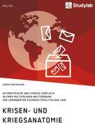 Christian Rucker: Krisen- und Kriegsanatomie im 21. Jahrhundert