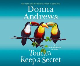 Toucan Keep a Secret - A Meg Langslow Mystery 23 (Unabridged)