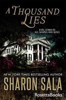 Sharon Sala: A Thousand Lies ★★★★★