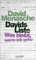 David Menasche: Davids Liste ★★★★