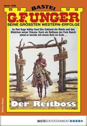 G. F. Unger 1958 - Western - Der Reitboss