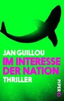 Jan Guillou: Im Interesse der Nation ★★★★