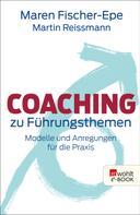 Maren Fischer-Epe: Coaching zu Führungsthemen ★★★★★