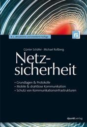Netzsicherheit - Grundlagen & Protokolle - Mobile & drahtlose Kommunikation - Schutz von Kommunikationsinfrastrukturen