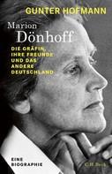 Gunter Hofmann: Marion Dönhoff ★★★★