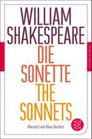 William Shakespeare: Die Sonette - The Sonnets