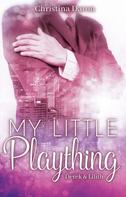 Christina Daron: My Little Plaything ★★★★