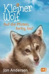 Kleiner Wolf - Auf die Pfoten, fertig, los!