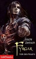 Uschi Zietsch: Die Chroniken von Waldsee 5: Fyrgar - Volk des Feuers ★★★★