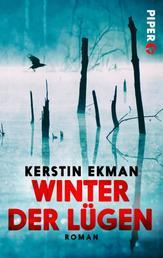 Winter der Lügen - Roman