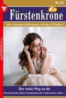 Gabriela Stein: Fürstenkrone 147 – Adelsroman