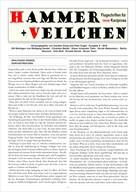 Günther Emig: Hammer + Veilchen Nr. 9