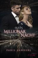 Paris Sanders: (K)ein Millionär für eine Nacht ★★★