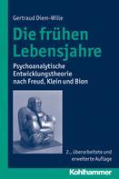 Gertraud Diem-Wille: Die frühen Lebensjahre
