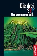 André Marx: Die drei ??? Toteninsel Band 2: Das vergessene Volk (drei Fragezeichen)