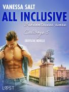 Vanessa Salt: All inclusive: Bekenntnisse eines Callboys 5 - Erotische Novelle