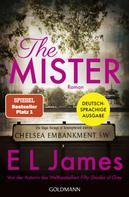 E L James: The Mister ★★★★