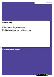 Die Grundlagen eines Risikomanagement-Systems