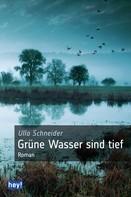 Ulla Schneider: Grüne Wasser sind tief ★★★★