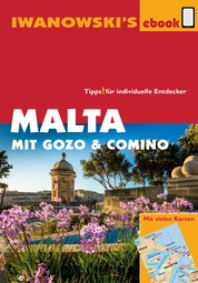 Malta mit Gozo und Comino - Reiseführer von Iwanowski - Individualreiseführer