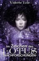 Valerie Loe: Im Zeichen des Lotus ★★★★★