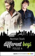 Norman Stark: different boys - Folge 4 ★★★★