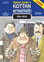 Kottan ermittelt: Wien Mitte - Kottan Comic Spezialausgabe Nr. 1
