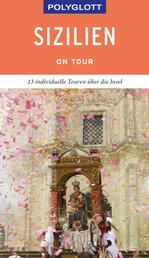 POLYGLOTT on tour Reiseführer Sizilien - Ebook
