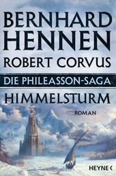 Die Phileasson-Saga - Himmelsturm - Roman
