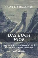 Franz Eugen Schlachter: Das Buch Hiob