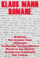 Klaus Mann: Romane