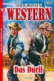 Die großen Western 231 - Das Duell