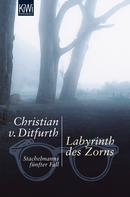 Christian v. Ditfurth: Labyrinth des Zorns ★★★★